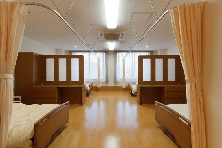 3F4人部屋